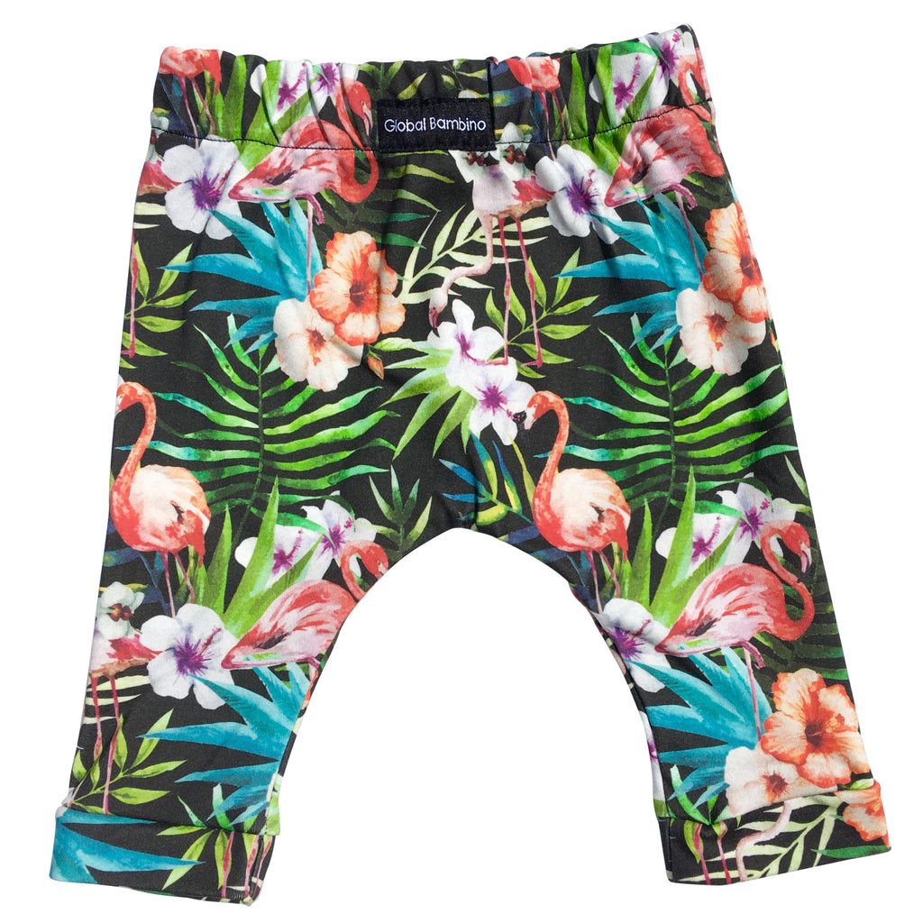 FLAMINGO ORGANIC HAREM PANTS
