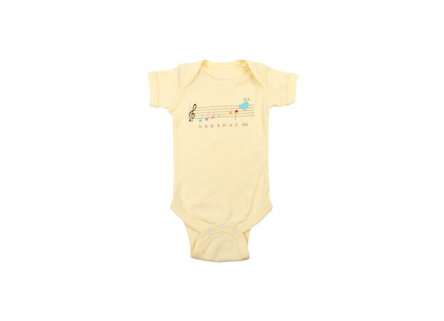 MUSIC LESSON ONESIE