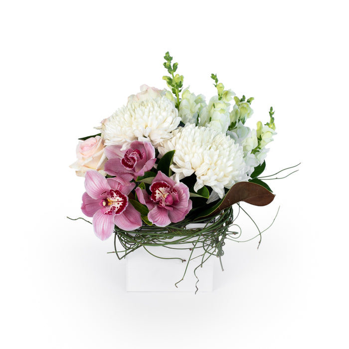 Boxed Flower Arrangements