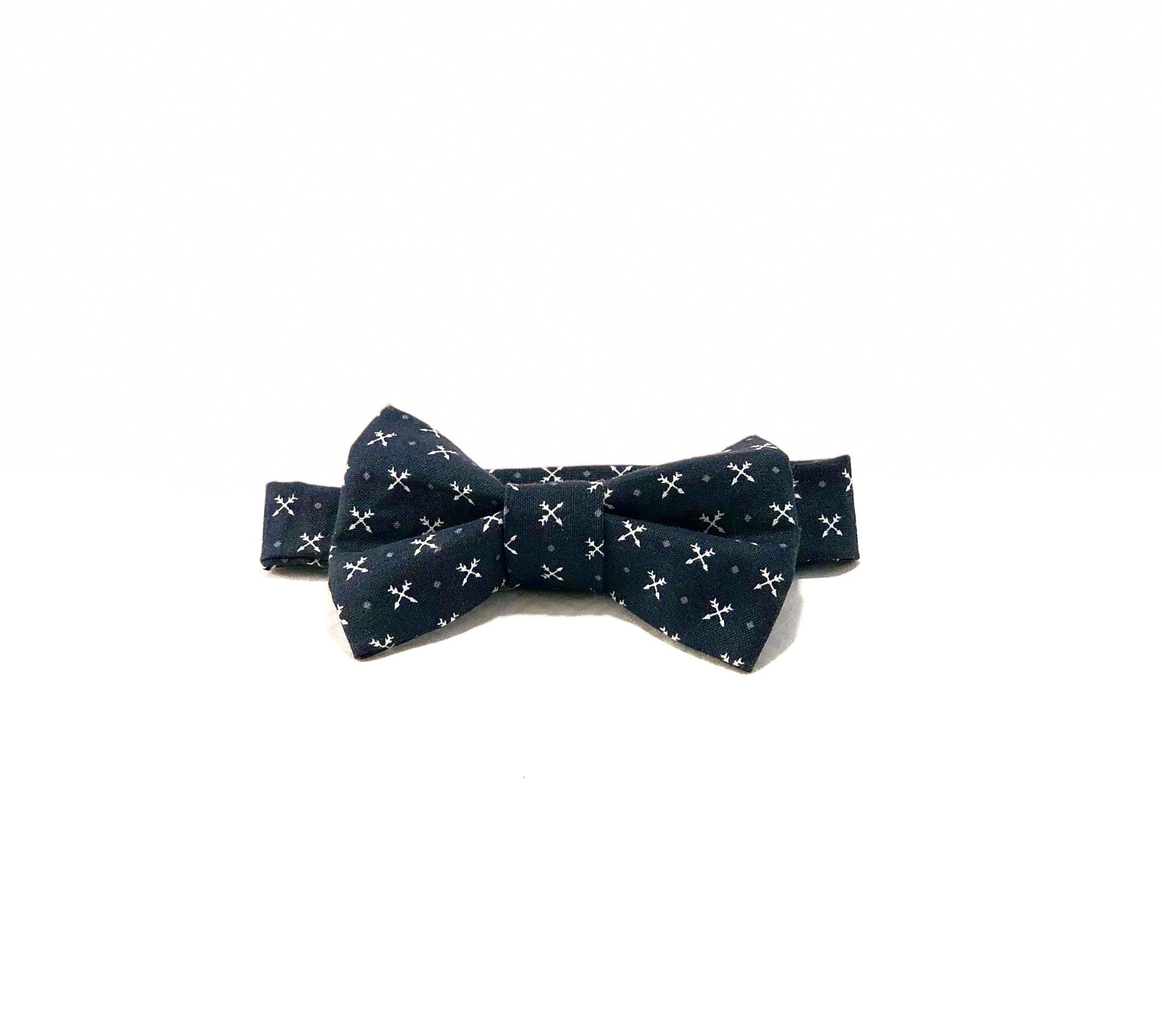 Arrows-Of-Friendship-Bow-Tie-Laying