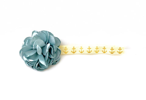 Anchored-In-Love-Floral-Headband-Side