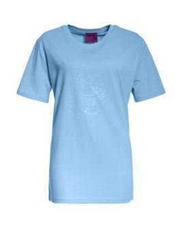 Crazy Leopard Bluey T-Shirt Male