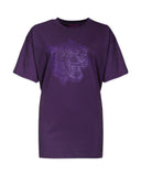 Crazy Leopard Plumy T-Shirt