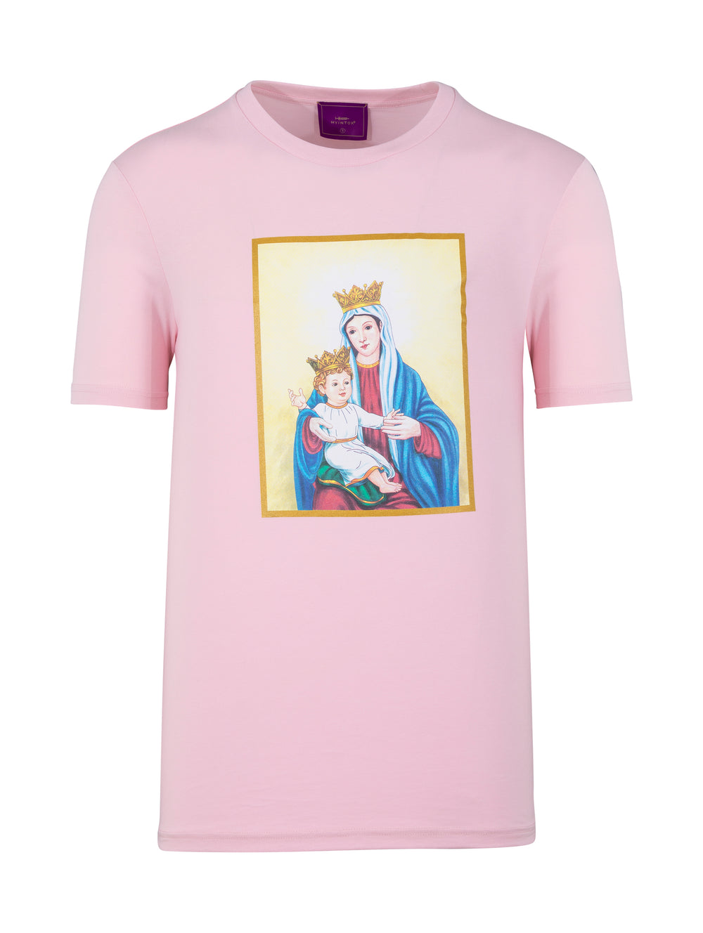 Pink Mary & Jesus Male