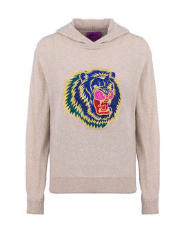 Crazy Lion Hoody