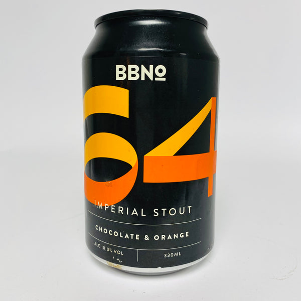 64 Imperial Stout - Chocolate & Orange