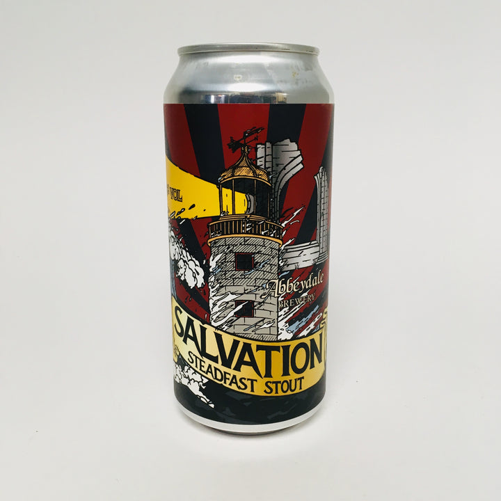 Salvation - Steadfast Stout