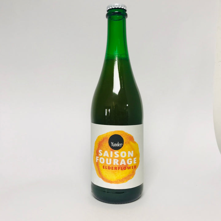 Saison Fourage - Elderflower