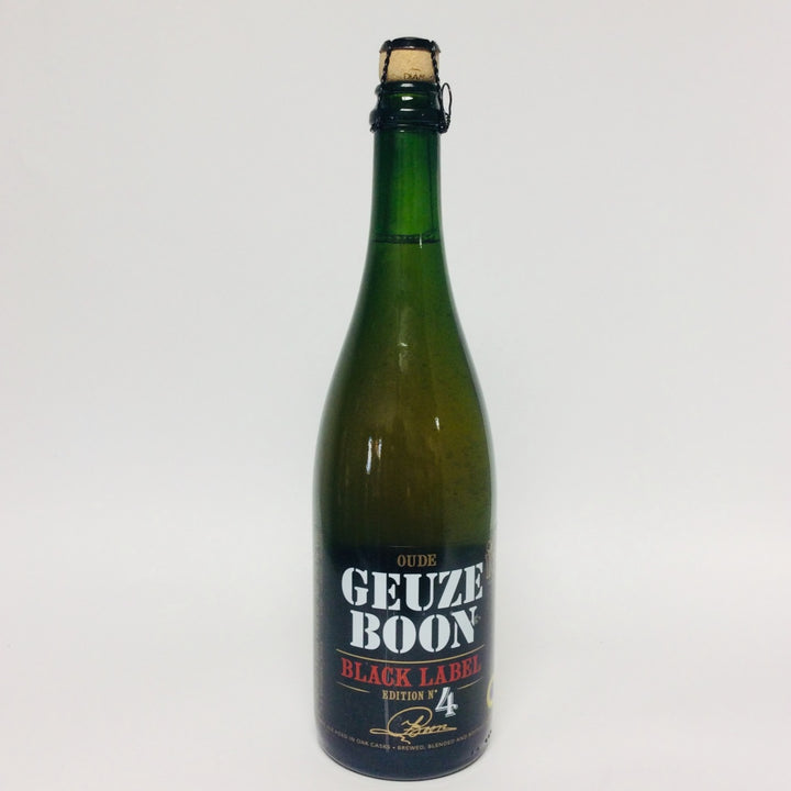 Oude Geuze Boon - Black Label No. 4
