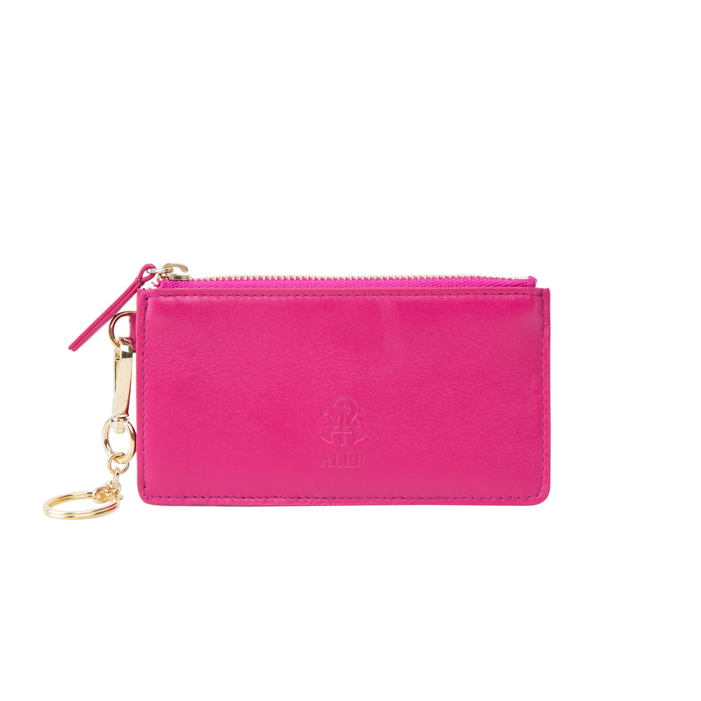 Purse - Credit Card Zip  Woman Small
