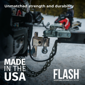 FLASH™ Adjustable Locking Ball Mount (ALBM)