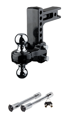 FLASH™ Solid Steel Ball Mount (SSBM) & Dual Lock Pack