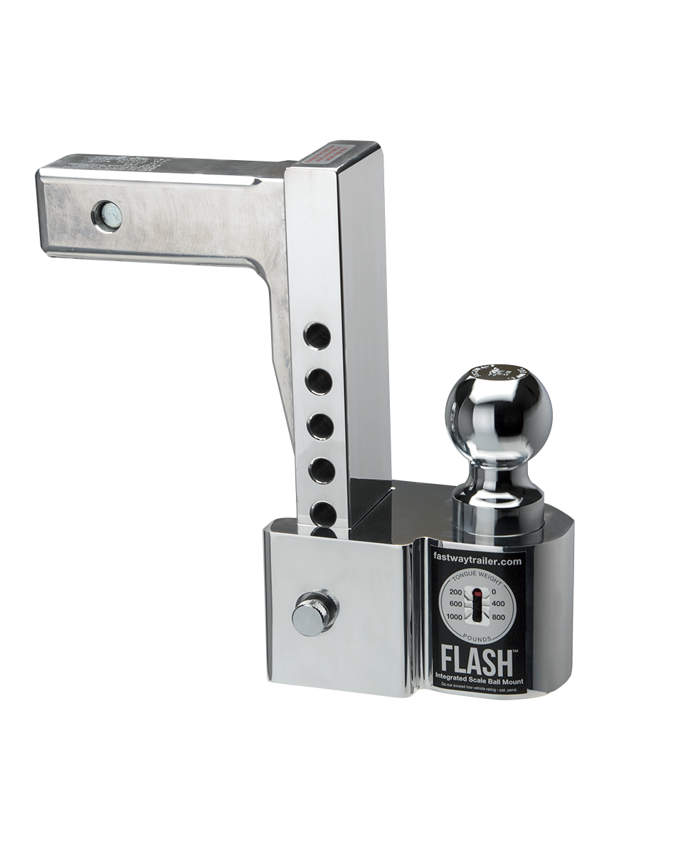 FLASH™ Integrated Scale Ball Mount (ISBM)
