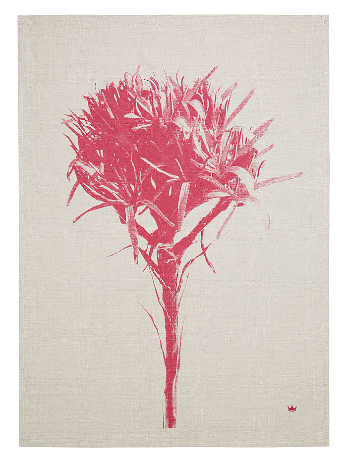 Gymea Lily Tea Towel