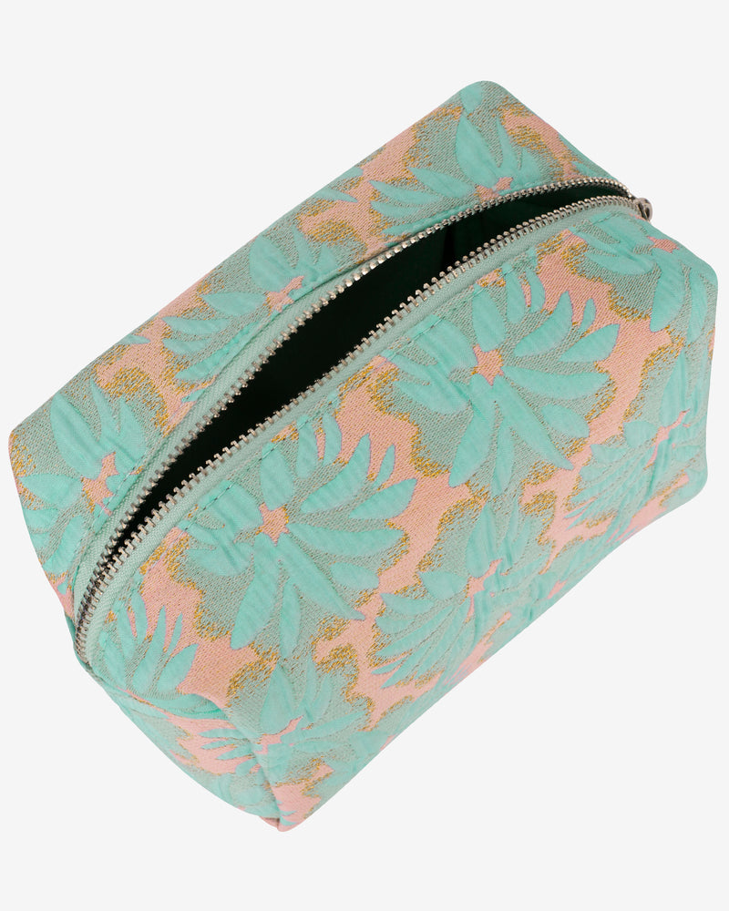 Hvisk AVER FLORAL Makeup Bag 014 Blue