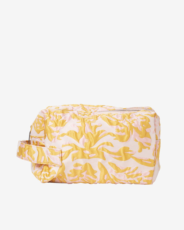 Hvisk AVER SAVILLE Makeup Bag 109 Sunkissed Yellow