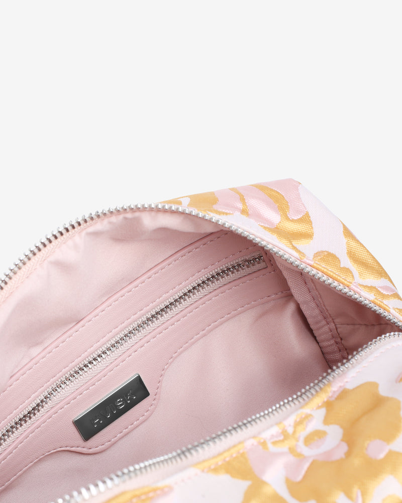 Hvisk AVER SAVILLE SMALL Makeup Bag 109 Sunkissed Yellow