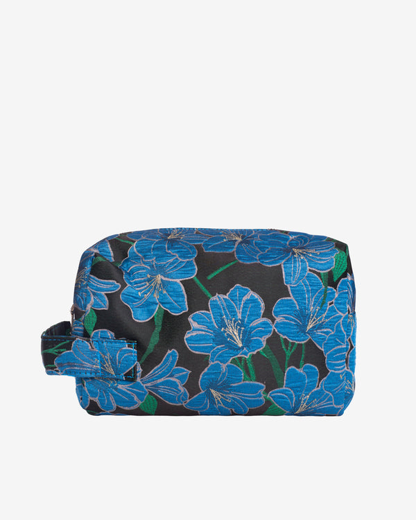 Hvisk AVER WATER FLOWER Makeup Bag 009 Black