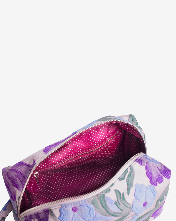 Hvisk AVER GARDEN Makeup Bag 062 Light Purple