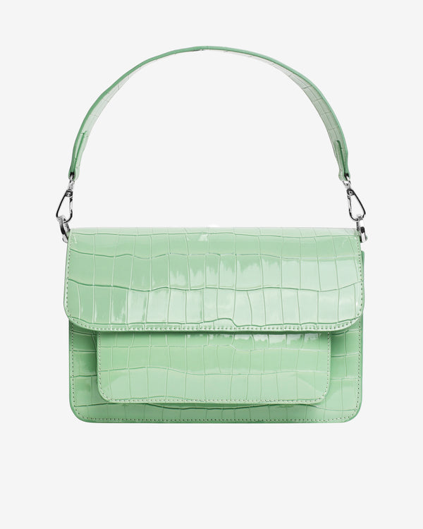 Hvisk BASEL CROCO Crossbody 095 Mint Green