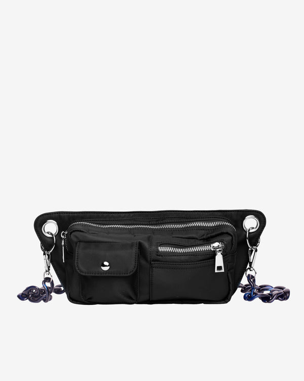 Hvisk BRILLAY NYLON Bum Bag 009 Black