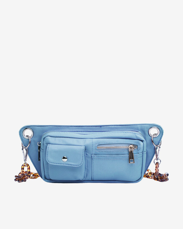Hvisk BRILLAY NYLON Bum Bag 071 Dusty Blue
