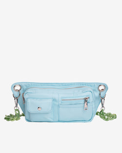 Hvisk BRILLAY NYLON Bum Bag 097 Crystal Blue
