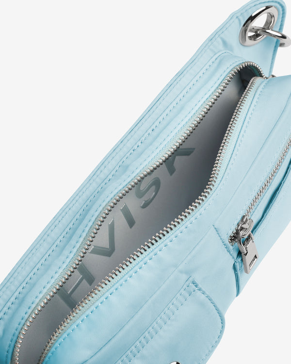 Hvisk BRILLAY NYLON RECYCLED Bum Bag 001 Baby Blue