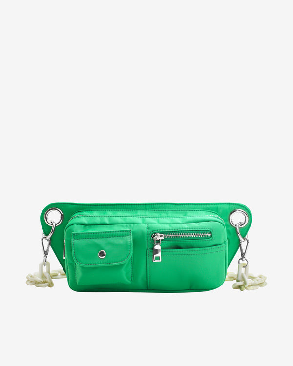 Hvisk BRILLAY NYLON RECYCLED Bum Bag 069 Grass Green