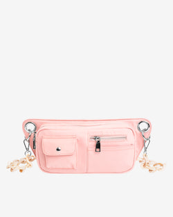 Hvisk BRILLAY NYLON RECYCLED Bum Bag 074 Light Pink