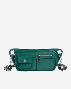 Hvisk BRILLAY NYLON RECYCLED Bum Bag 075 Jungle Green