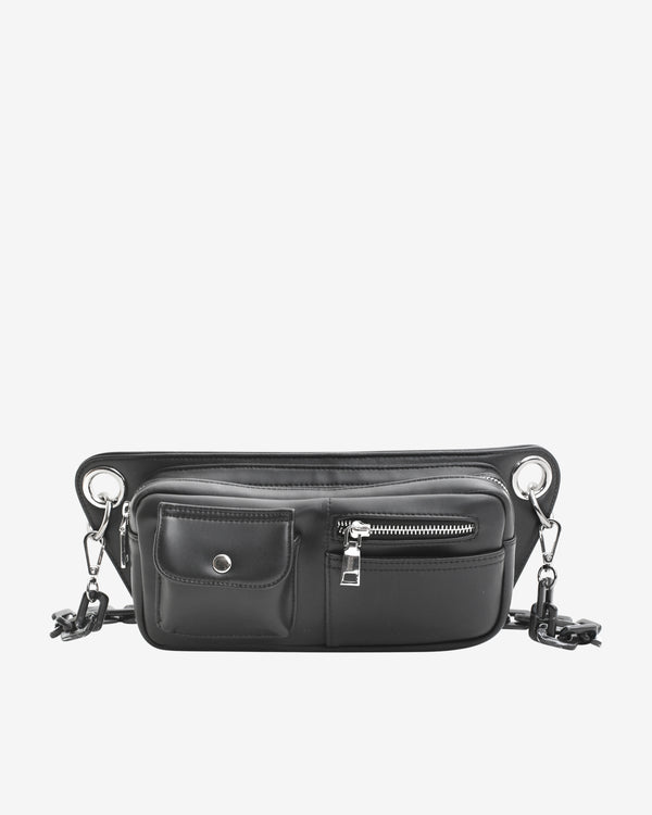 Hvisk BRILLAY RESPONSIBLE Bum Bag 009 Black