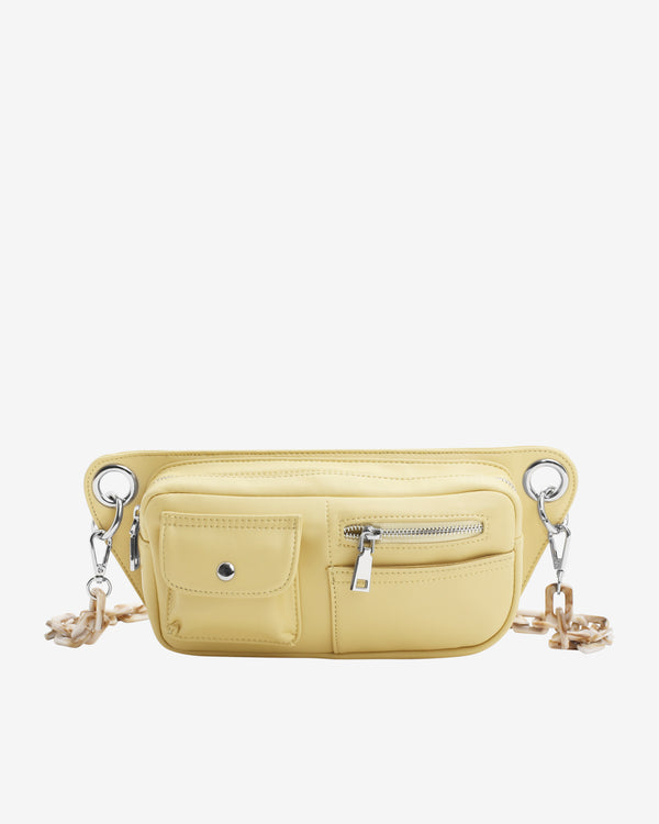 Hvisk BRILLAY RESPONSIBLE Bum Bag 128 Pastel Yellow