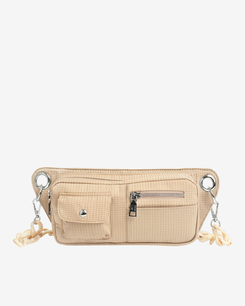 Hvisk BRILLAY SHEER Bum Bag 076 Beige