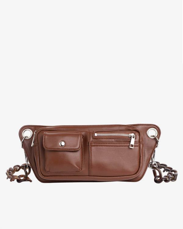 Hvisk BRILLAY SOFT Bum Bag 060 Brown