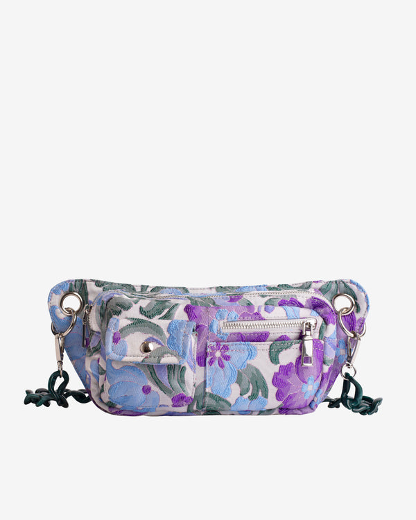 Hvisk BRILLAY GARDEN Bum Bag 062 Light Purple