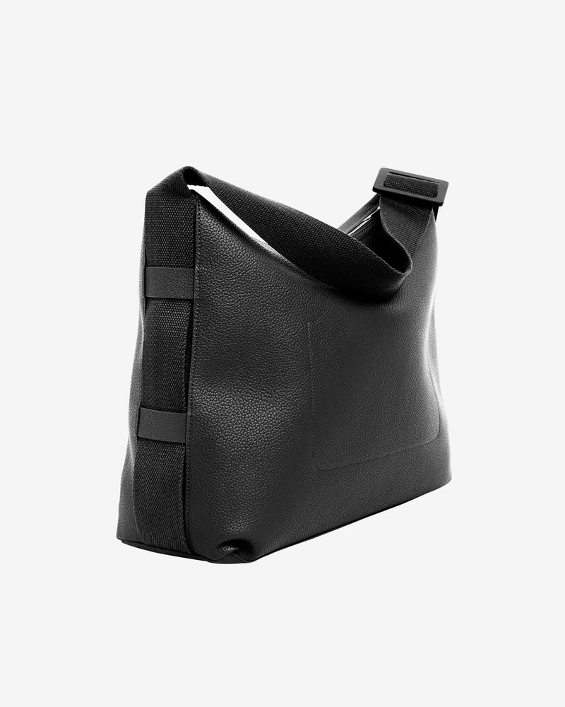 Hvisk BRINY STRUCTURED Handle Bag 009 Black