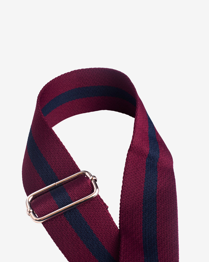 Hvisk CABLE STRAP Strap 004 Bordeaux