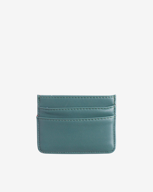Hvisk CARD HOLDER SOFT Wallet 010 Green