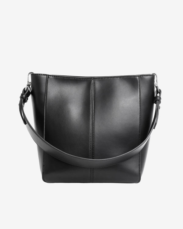 Hvisk CASSET MEDIUM RESPONSIBLE Crossbody 108 Jet Black