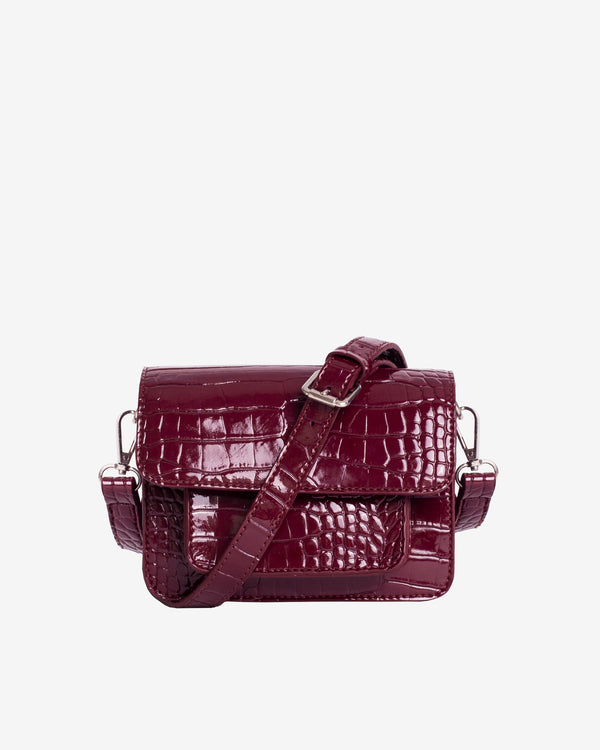 Hvisk CAYMAN MINI Crossbody 004 Bordeaux