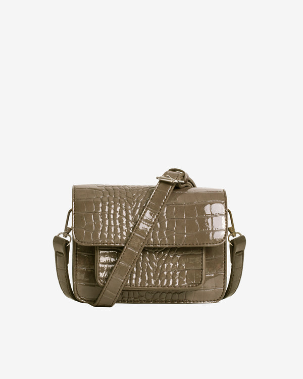 Hvisk CAYMAN MINI Crossbody 086 Olive
