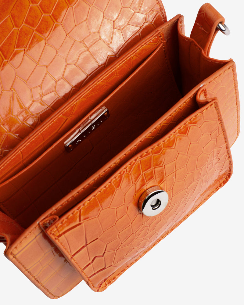 Hvisk CAYMAN MINI Crossbody 088 Caramel