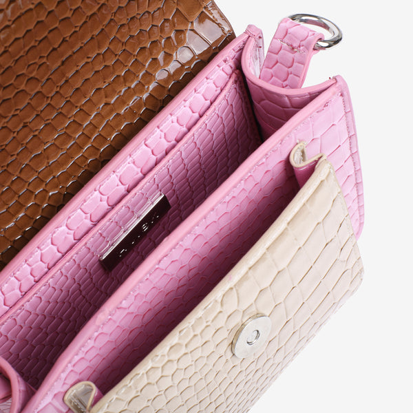 Hvisk CAYMAN MINI MULTI Crossbody 067 Pastel Purple