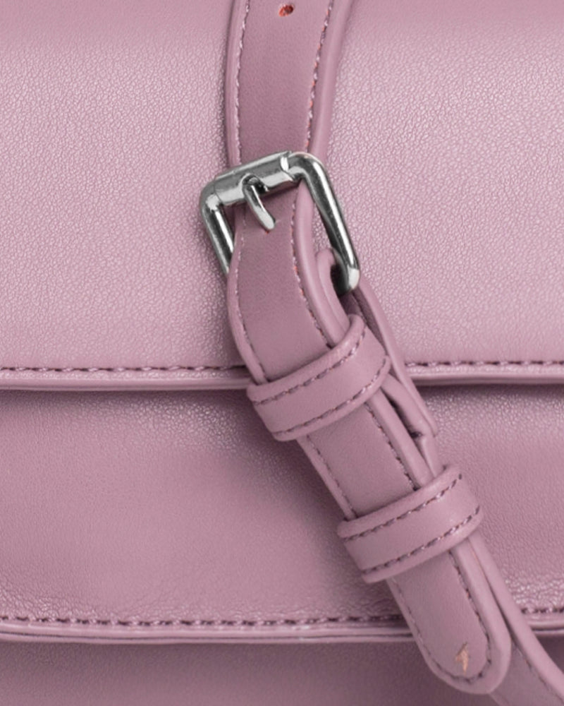 Hvisk CAYMAN MINI SOFT Crossbody 017 Lilac
