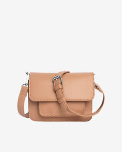 Hvisk CAYMAN MINI SOFT Crossbody 076 Beige
