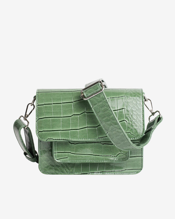Hvisk CAYMAN POCKET Crossbody 002 Dusty Green