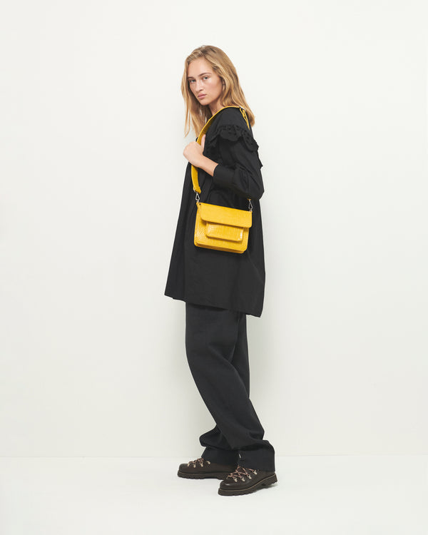 Hvisk CAYMAN POCKET Crossbody 018 Yellow