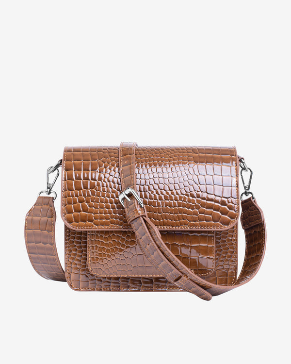 Hvisk CAYMAN POCKET Crossbody 124 Brownish