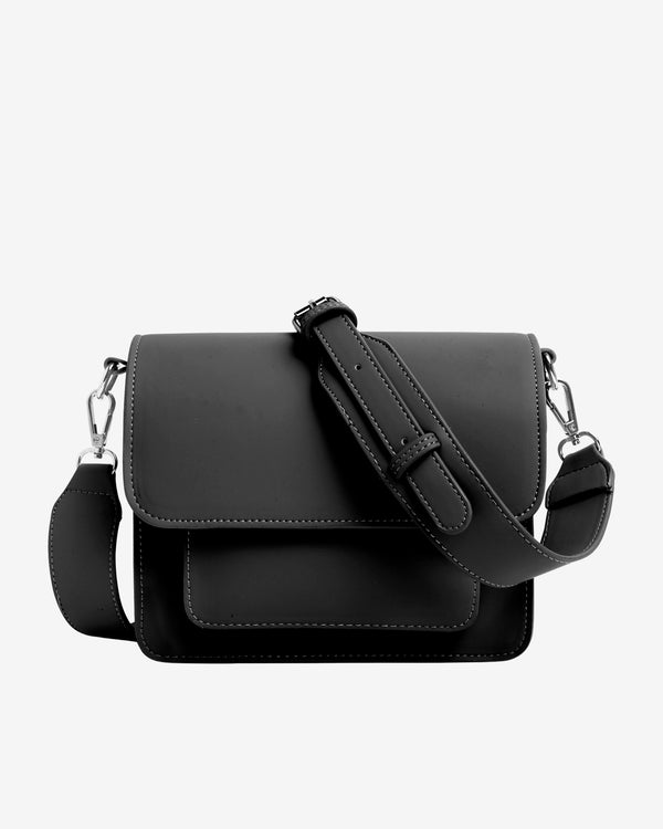 Hvisk CAYMAN POCKET RESPONSIBLE Crossbody 009 Black